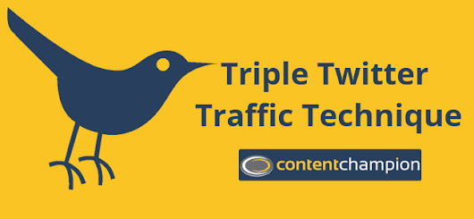 Case Study: How To Triple Your Traffic With Twitter