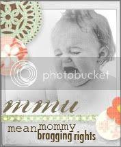 Mommy Bragging Rights