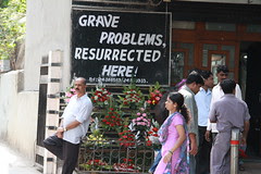 The Grave Situations are solved at this place by firoze shakir photographerno1