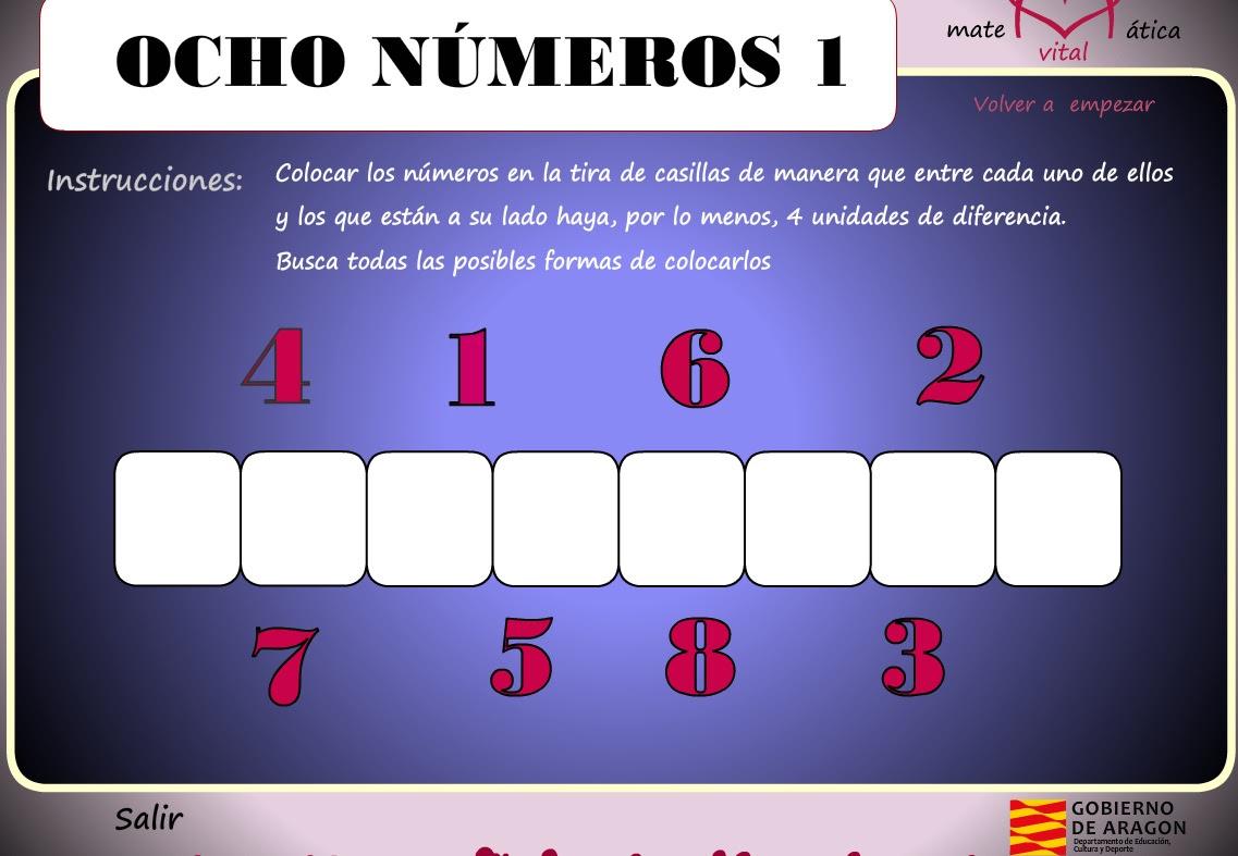 Milagrotic Juegos Matematicos