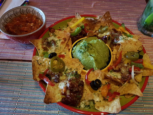 #157 Nice and voluminous Mexican lunch at Noorderhuis, Roeselare
