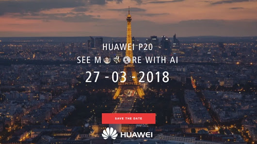 LIVE STREAM : Huawei P20 and P20 Pro Launch event — Andro Dollar