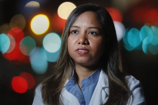 A New York doctor's story: 'Too many people are dying alone'