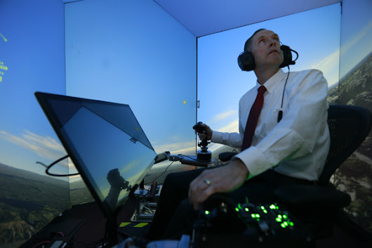 Beyond video games: New artificial intelligence beats tactical experts in combat simulation