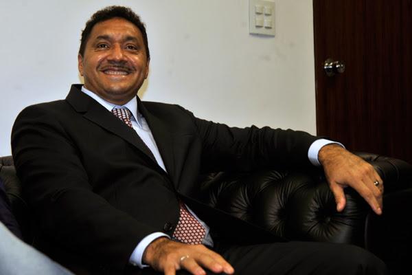 O cidadão Francisco Everardo e também deputado federal  esteve em natal na última quinta-feira dentro de uma campanha contra uso de drogas