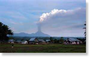 volcán Soputan