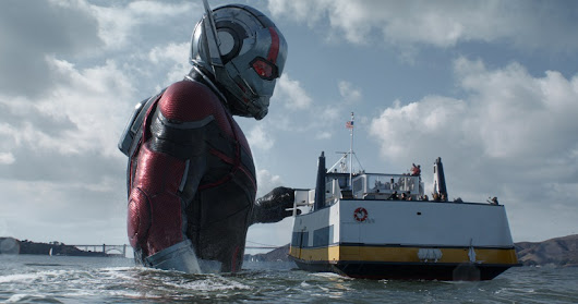 I'm Ready for GIANT sized fun with Ant-Man and The Wasp & More in LA!