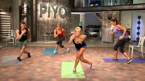 yoga workouts  piyo  excellent  beginners