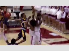 NCAA: Le prospect Ja Morant place un poster monumental