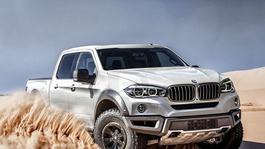 2018 BMW Pickup truck price, specs, launch date, design ...