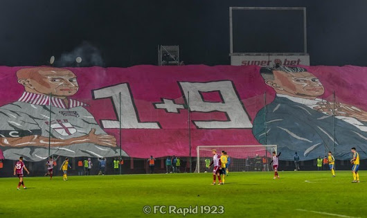 Top 10 : les tifos du week-end