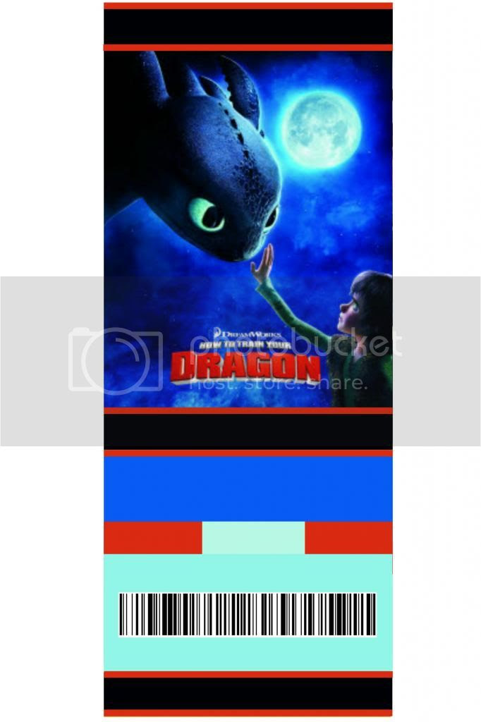 how to train your dragon free printable ticket style invitation 1 photo Customizeablefreehowtotrainyourdragonpartyinvitationticketstylerookno17version3toothless_zps8bacf79e.jpg