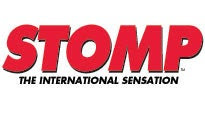 Stomp discount offer for hot show in Edmonton, AB (Northern Alberta Jubilee Auditorium)