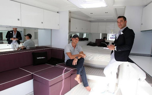 Want the yachting life, even for a day? Miami startup will hook you up