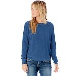 Alternative - Ladies' Wash Slub Slouchy Pullover-MINERAL BLUE-XS