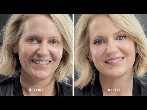 Φυσικό 5λεπτο μακιγιάζ για μεγαλύτερες ηλικίες.