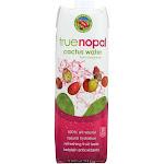 True Nopal Cactus Water - 33.8 Ounce -PACK 12