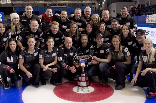 Team North America wins Continental Cup after one-shot tiebreaker