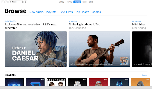 Apple Takes Away iOS Desktop APP Store with iTunes 12.7 Update