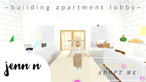 building lobby adopt  luxury apartments jenn