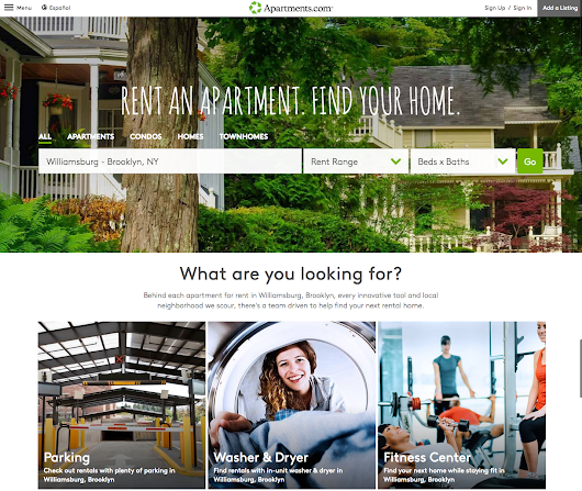 The Guide To Apartment Hunting with Apartamentos.com