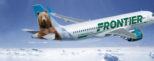 Cyber Monday: Frontier Airlines 20% off via coupon code