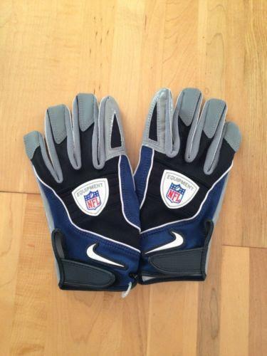NFL Equipment Nike Football Gloves  eBay