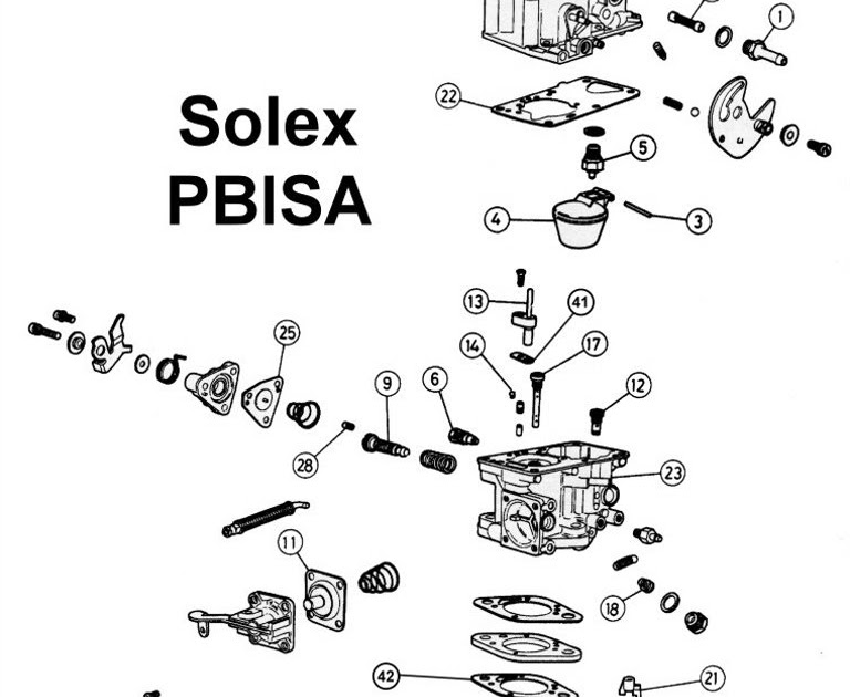 Bestseller: Solex Carburetor 32 Pbisa 16 Service Manual
