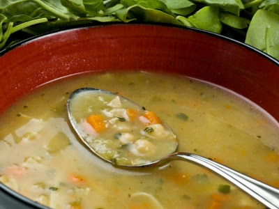 Healthy Homemade Chicken Soup Recipe from CommonSenseHealth.com