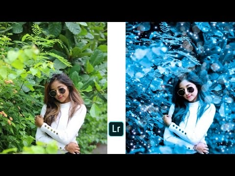Lightroom Mobile Tutorial, Amazing Editing Effect, Brandon Woelfel Editing