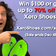 Xero Shoes' 7th Anniversary Sale is ON! - Xero Shoes