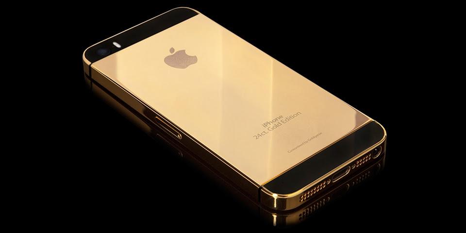 iPhone 5S: versão de 64 GB quase atinge dobro do valor dos rivais (Foto: Divulgação)