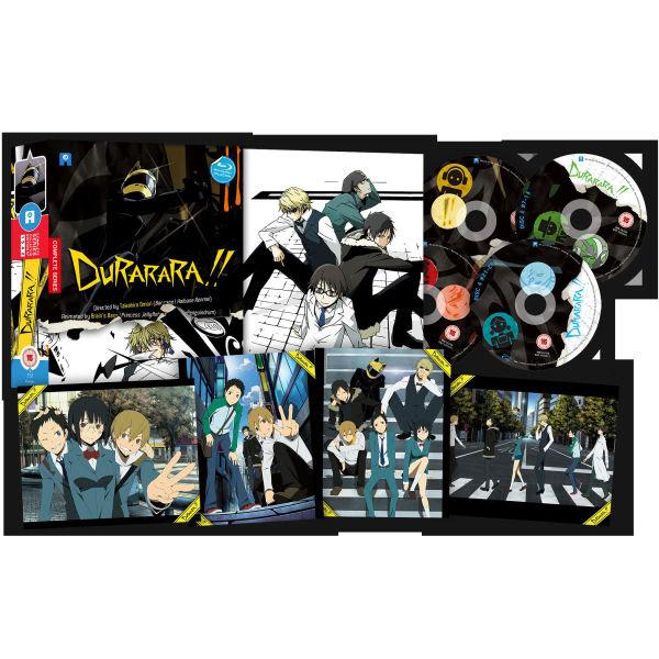 Durarara!! - Limited Edition Box Set: Image 11