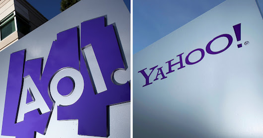 Verizon Announces New Name Brand for AOL and Yahoo: Oath - The New York Times