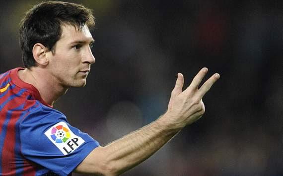 Leo Messi, Barcelona-Mallorca