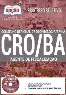 Apostila para concurso CRO-BA Agente de Fiscalização