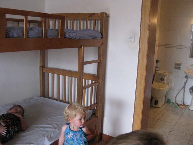 Kids' bedroom, 2009