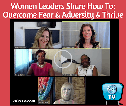 How to Overcome Adversity | Women Speakers Association