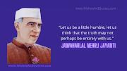 Jawaharlal Nehru Jayanti 2020: Wishes, Quotes, SMS, Messages, Status