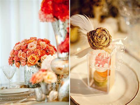 Gloria's blog: BHLDNinspired wedding reception decor with