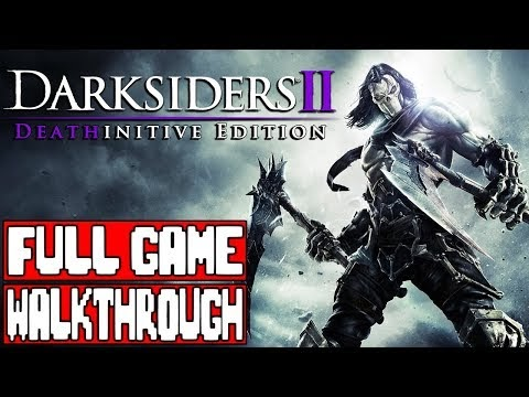 Darksiders II: Deathinitive Edition Review | Gameplay