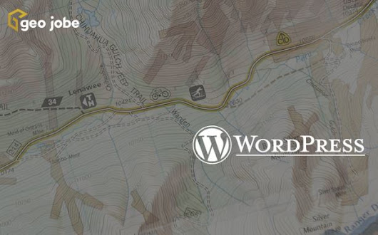 "Add the power of ""where"" to WordPress - Announcing Web Maps for WordPress plug-in V 1.3.2 - GEO Jobe"