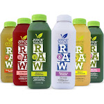 3-Day Juice Cleanse with Coconut Fusion by Juice From the RAW - 100%RAW & Cold-Pressed Juices / Non-GMO / No Sugar Added (18 Total 16 oz. Bottles)