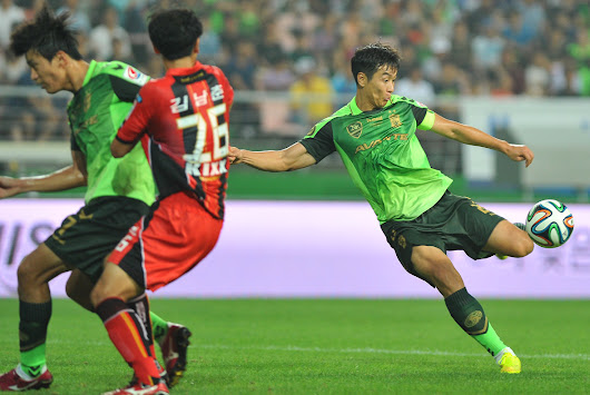 Lee Dong-Gook: South Korea's Power Striker