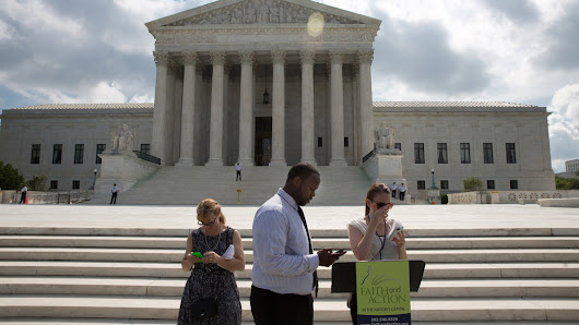 Supreme Court Says Phones Can't Be Searched Without a Warrant