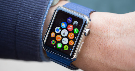 Apple Watch Review: Bliss, but Only After a Steep Learning Curve - NYTimes.com