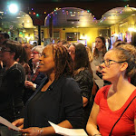 Crowd Breaks Out Into Song As Halifax Pop-up Choir Turns Two - The Signal