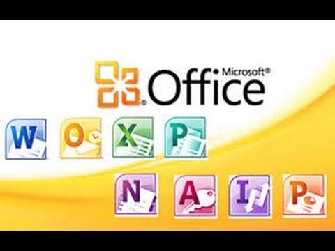 تحميل برنامج office 2010 من ميديا فاير