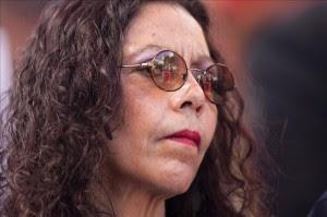 La primera dama de Nicaragua, Rosario Murillo. EFE/Archivo