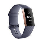 Fitbit Charge Advanced Fitness Tracker Gray